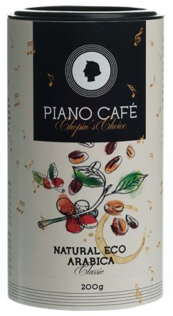 PREMIUM ORGANIC ARABICA COFFEE